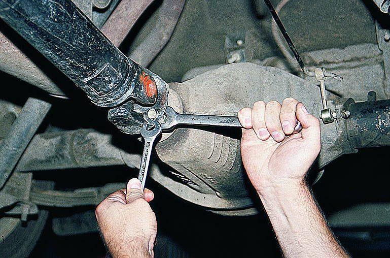 Замена карданного вала с гарантией