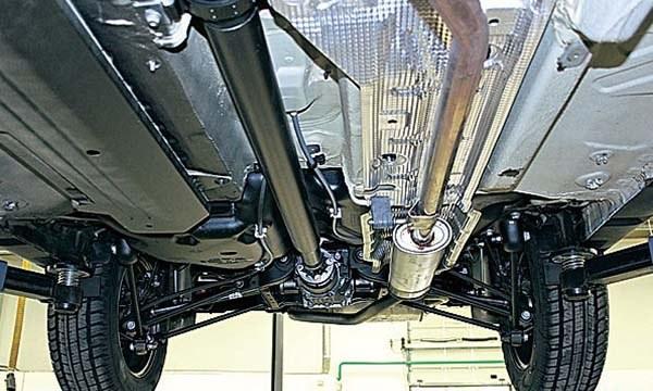 Восстановление кардана Мерседес Спринтер