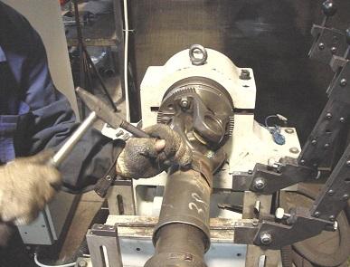 Мастерская по ремонту карданных валов